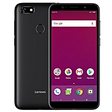 A5 Official Global Version 5.45-inch (3GB, 16GB ROM) Android 8.1, 4000mAh, 13MP + 8MP, Dual Sim 4G LTE Smartphone - Black