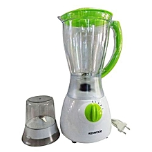 Blender with Grinder - 1.5 L - White & Light Green