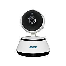 ESCAM G10 720P IP Wireless Camera Support Motion Detection H.264 Pan/Tilt Support 64G TF Card IR Cam EU