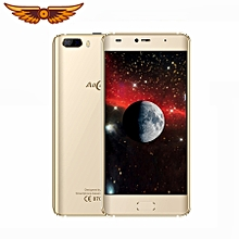 Allcall Rio 3G Smartphone MTK6580A Quad Core 1.3GHz 1GB RAM 16GB ROM GPS 3D Curved Glass Screen Dual Rear Cameras - Gold