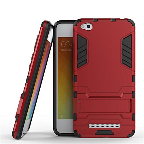 new style 7d8c8 ca762 For XIAOMI REDMI 4A Case Luxury Hybrid Silicone Iron Man Armor Case Cover  For Redmi 4a Full Protect Phone Housing Shock Protection Back Cover ...