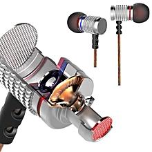 Hiamok_KZ-EDR2 In Ear Metal Earphone Headphones 3.5mm Headset for cellphone MP3 Player
