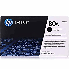 80A Laserjet Toner Cartridge