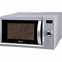 RM/497-23LT Microwave+Grill- Silver