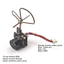 Eachine AIO FPV 5.8G 25mW 48CH VTX 600TVL CMOS 1/4 inch Camera For Aurora 90 100 RC Drone FPV Racing