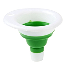 Progressive Collapsible Mini Funnel, Random Color Delivery
