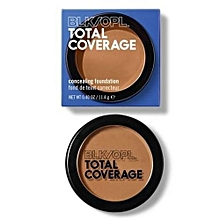 Total Coverage Concealing Foundation - Nutmeg