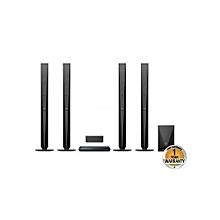 BDV-E6100 - 5.1Ch Blu-Ray 3D Smart Home Theatre System - 1000W - Black
