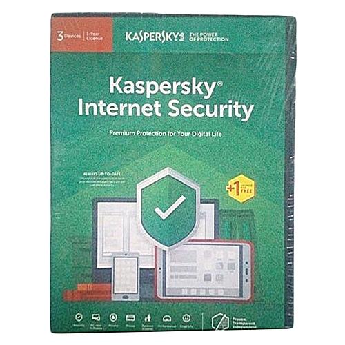 2019 Internet Security - 3pc + 1Free
