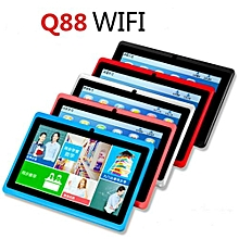 Tablet PC 7 Inch Children's Tablet / Quad-core A33 Tablet Gift Computer
