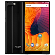 Vernee Mix 2 ( M2 ) 4G Phablet 6.0 inch Android 7.0 MTK6757CD Octa Core 2.5GHz 4GB RAM 64GB ROM 13.0MP + 5.0MP Dual Rear Cameras Fingerprint Scanner - BLACK