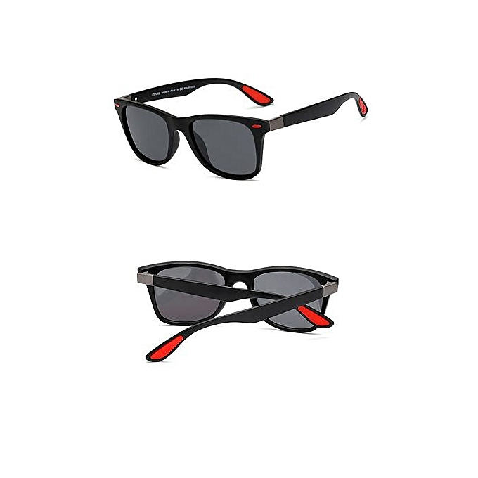 5d41fa5054 Generic BRAND Classic Driving Polarized Sunglasses Men Women Square ...