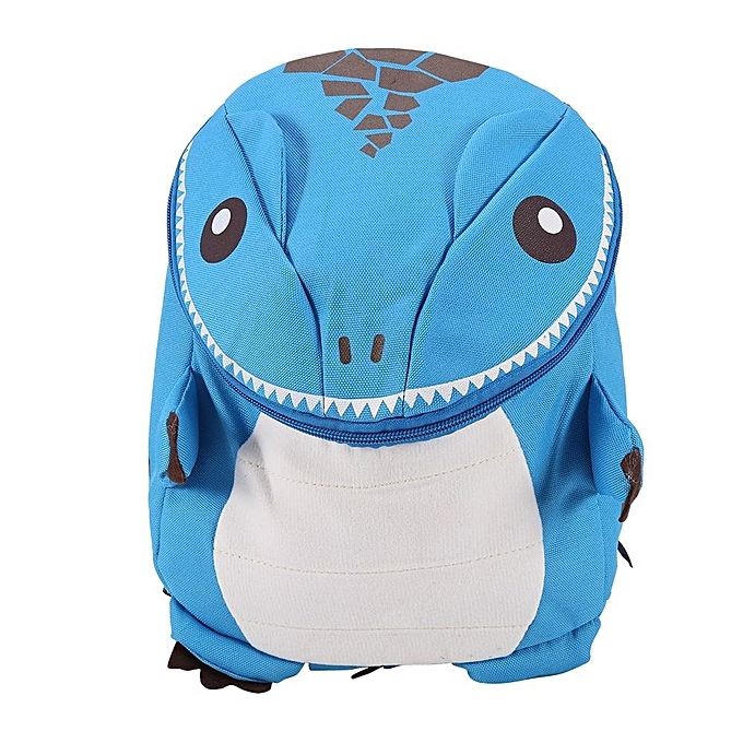 Generic 3D Dinosaur Backpack For Children Backpacks (Blue)   Best ... 9a63d6931f6b9