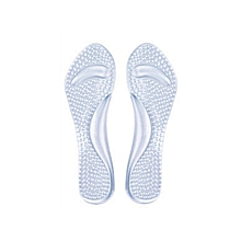 Massage Arch Support 3/4 Insoles Flatfoot Prevent Women High Heels Shoes Pad