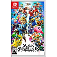 Switch Game Super Smash Bros Ultimate