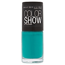Color Show Nail Polish - 120 Urban Turquoise