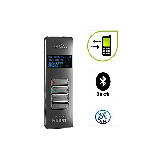Generic Bluetooth voice recorder can record Mobile Bluetooth