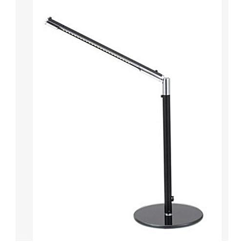Led Lamp Learning Eye Small Desk Protection Black
