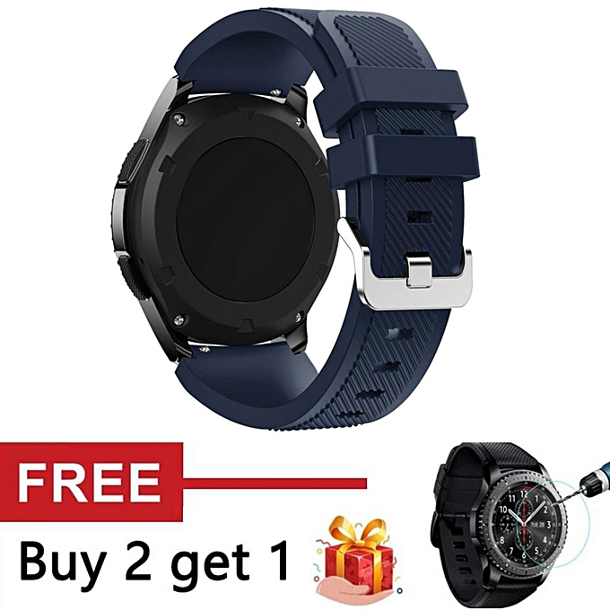 1d5c56107 Compatible for Samsung Galaxy Watch 46mm Band/Samsung Gear S3 Frontier/Samsung  Gear S3