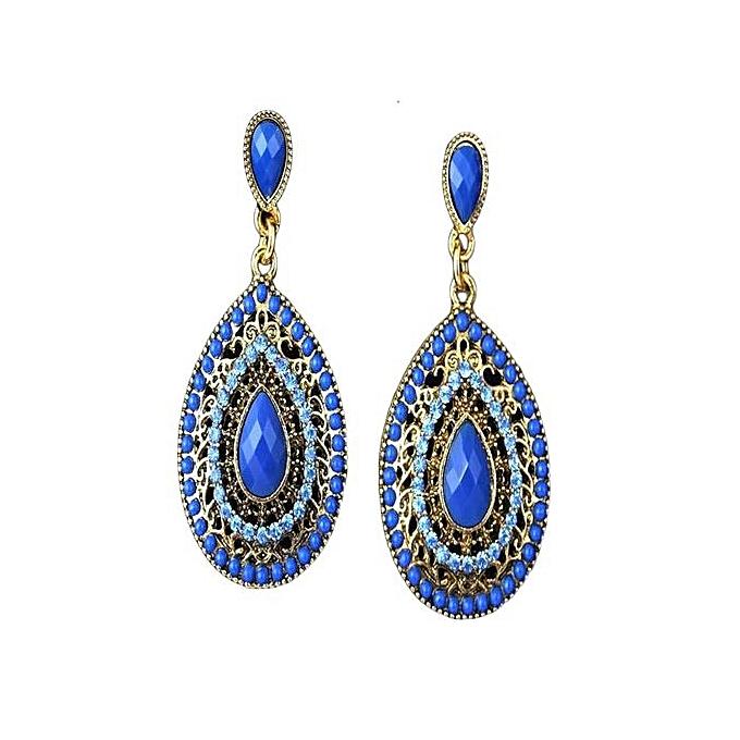 New Women S Fashion Trending A Pair Of Rhinestone Bud Ball Stud Earrings Diamond