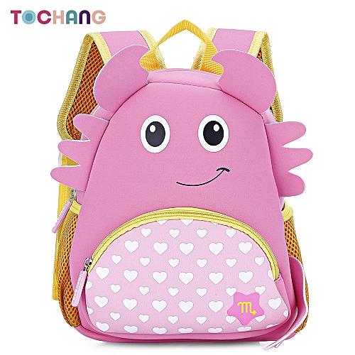 Generic TOCHANG Children Backpack Cartoon Constellation Kids School Bag  Cute Kindergarten Bookbag