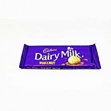 Dairy Milk Chocolate Wholenut - 150g