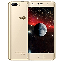 Allcall Rio 3G Smartphone 5.0 inch Android 7.0 MTK6580A Quad Core 1.3GHz 1GB RAM 16GB ROM GPS 3D Curved Glass Screen Dual Rear Cameras-GOLDEN