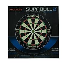 Dartboard Nodor Supabull Ii: :