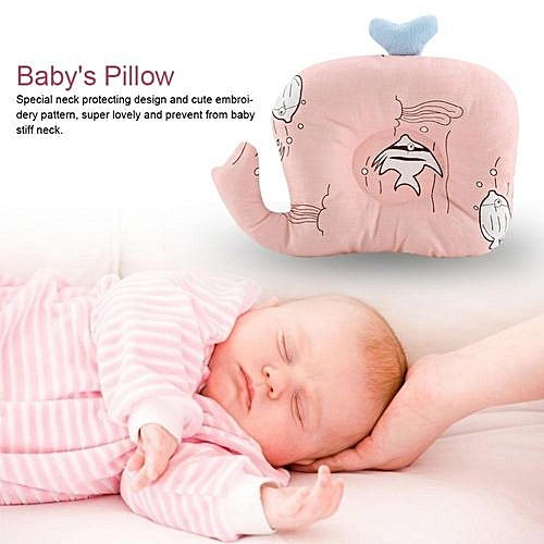 Generic Newborn Infant Baby S Pillow Safe Support Sleep Flat Head