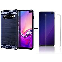 Samsung Galaxy S10 Plus Case Phone Case + PET Screen Protector