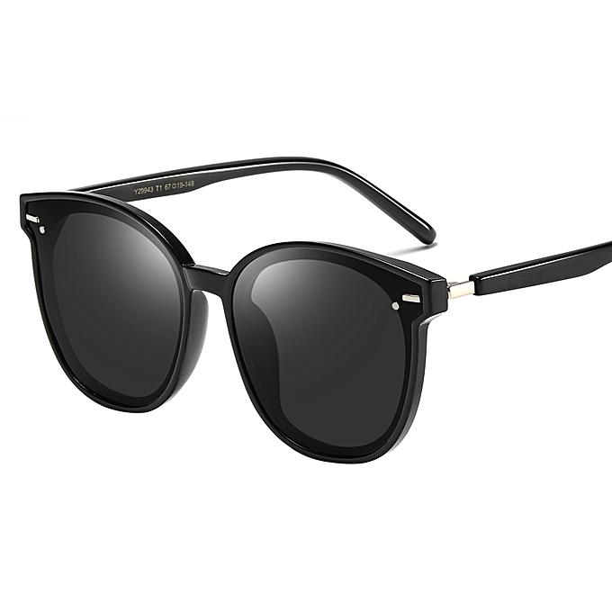 bf5230c3319 Fashion Women Round Polarized Sunglasses UV400 Sun Glasses   Best ...