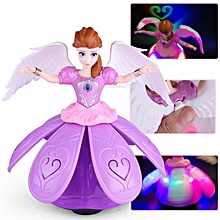 Whirling Dancing Princess Toys For Girls LED dance doll Toy Kids Light music toy