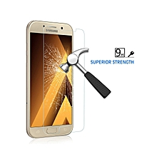 Samsung Galaxy A7 Screen Protector Ultra-Thin Anti-Scratch HD Tempered Glass Screen Protector    SAMSUNG A7    white