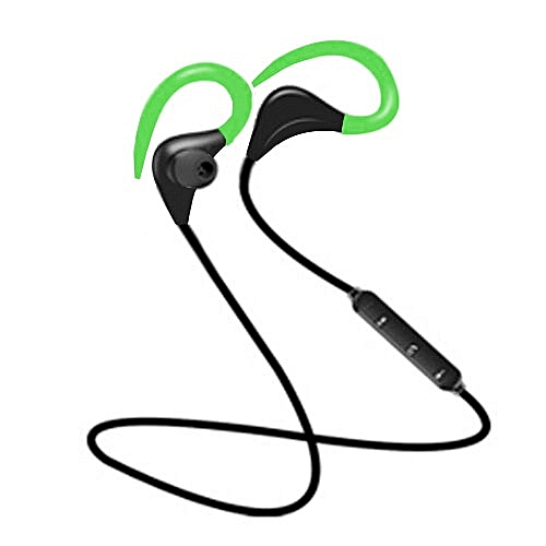 38d37dbd0e0 Generic BT-1 Bluetooth Earphone Wireless Headphones Mini Bluetooth Headset  With Mic Hidden Earbuds For iPhone all Smartphone(#BT-1-Green)