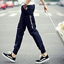 Men's wear, shorts, men's trousers, tide pants, Korean pants, Haren pants, feet, men's leisure.