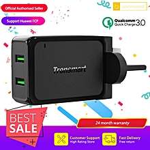Tronsmart W2TF 36W Quick Charge 3.0 Dual USB Wall Charger QTG-W