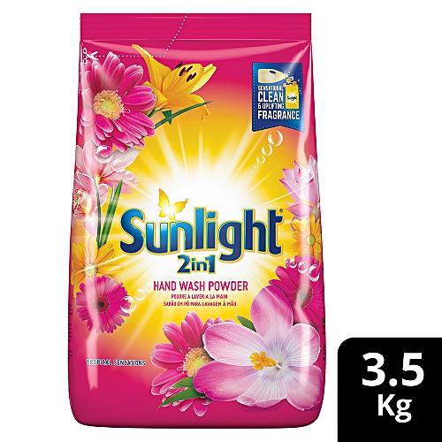 Tropical Sensations (Pink) Hand Washing Powder - 3.5kg