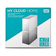 My Cloud Home 4TB WD-Silver