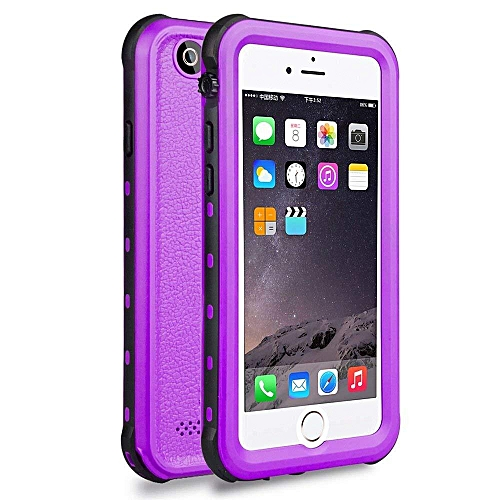 size 40 49b39 738b9 Waterproof Case,Underwater Case For IPhone 6 Plus, Dust Proof, Snow  Proof,Shock Proof, Heavy Duty Protective Carrying Slim Case Cover For  IPhone 6S ...