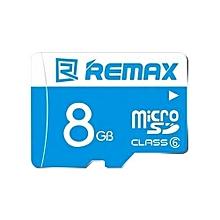 Micro SD - 8GB - Memory Card - C Series
