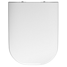 E500 Square Toilet Seat and Cover, Soft Closing Mechanism - Tywford