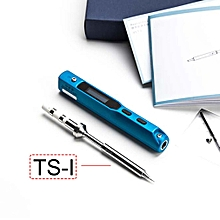 TS100 Mini Portable Smart Programmable Electric Soldering Iron  Tip