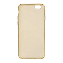 CO New Quality Ultra-thin Transparent TPU Mobile Phone Shell for iPhone6/6s-golden
