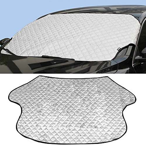Car Windshield Sun Shade Protective Cover Winter Car Snow Shield Cover Auto  Front Windscreen   Rain ba95855f464