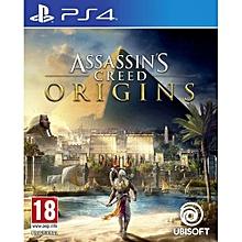 PS4 - Assassins's Creed Origins