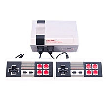 Hequeen NES Mini Classic 600 Games- HD Retro Classic  Edition Game Consoles Built-in 600 Childhood Classic Game Dual Control(EU)