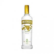 Citrus Vodka - 1 litre