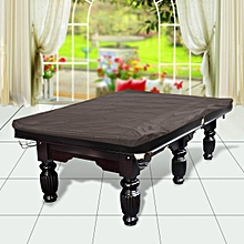 9FT Foot Pool Billiard Table Cover Heavy Duty Fitted Polyester Fibre Durable 2800mm×1600m