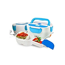 Portable multi-functional electric food grade lunchbox food warmer thermos Separate Removable Container, Heat
