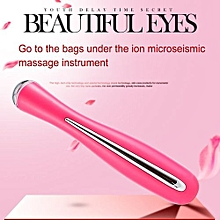 Mini Portable Handheld Ion Eye Massager Vibration Massage Skin Firming Care